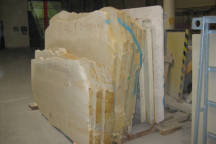 Limestone Stone Cladding Panels