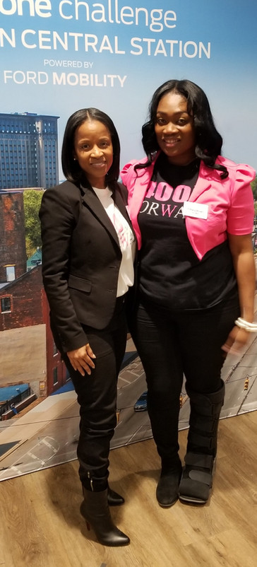 Kimberly Dokes, Dokes Design & 400 Forward Ambassador