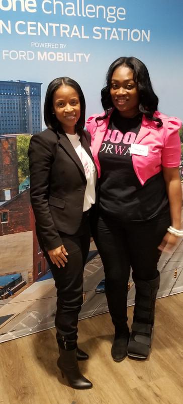 Kimberly Dokes, Dokes Design & 400 Forward Ambassador