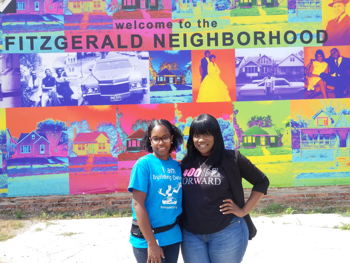 Detroit Land Bank Fitzgerald Camp