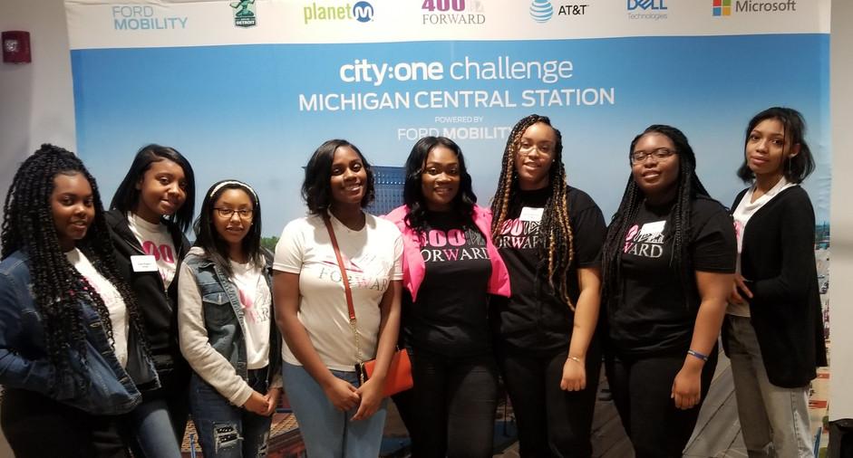 City_One Awards Event