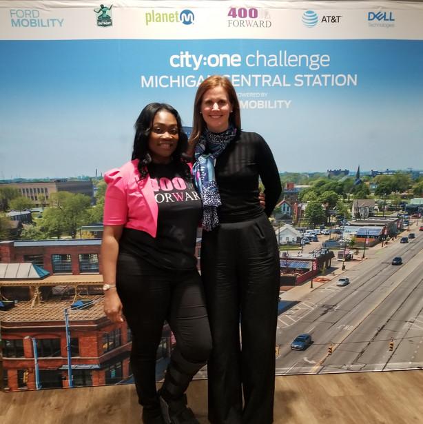 Aniela Kuzon, Ford's City Innovations Gl