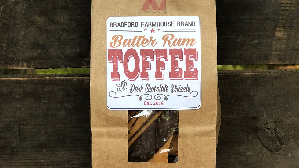 Butter Rum Toffee