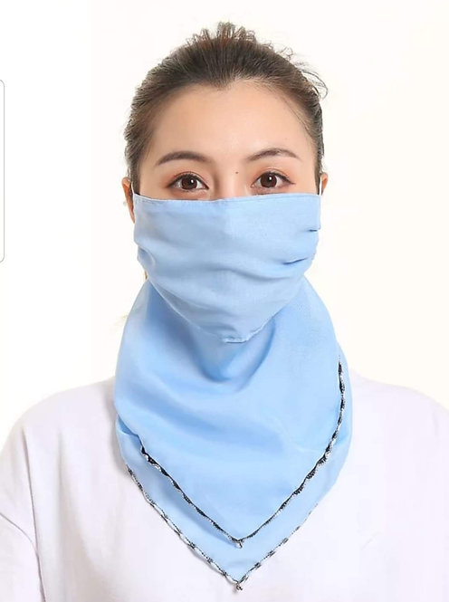 Voile Scarf Mask 189