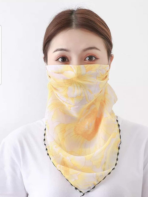 Voile Scarf Mask 188