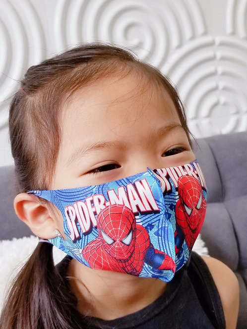 Spiderman Mask 202