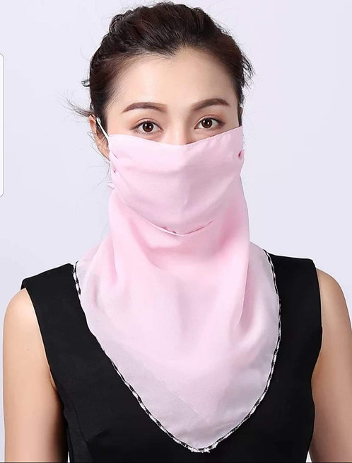 Voile Scarf Mask 191