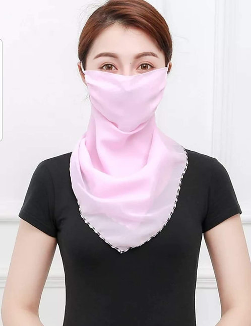 Voile Scarf Mask 187