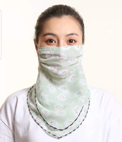 Voile Scarf Mask 185