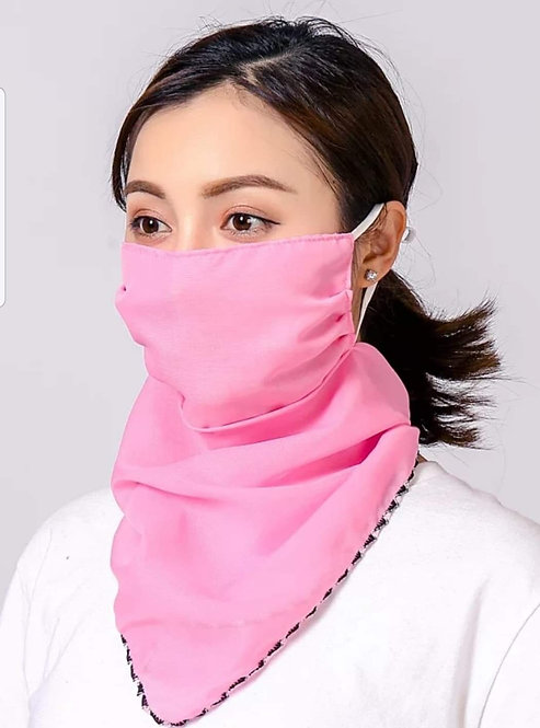 Voile Scarf Mask 184