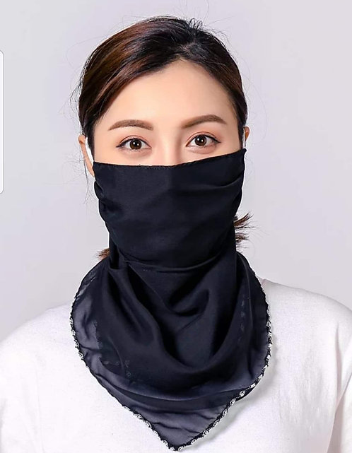 Voile Scarf Mask 183