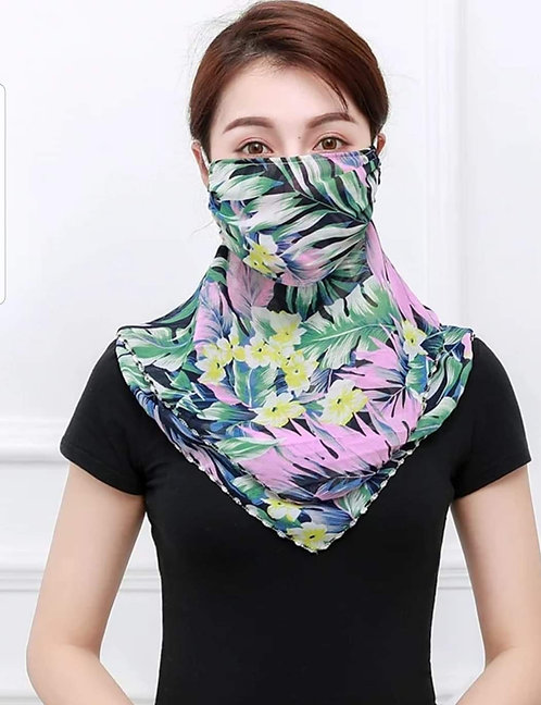 Voile Scarf Mask 195