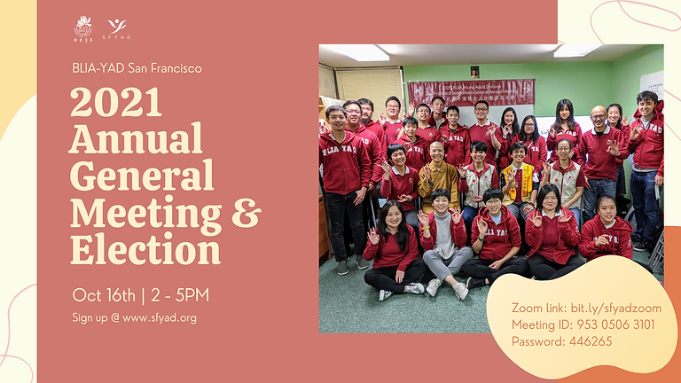 2021 Annual General Meeting & Election