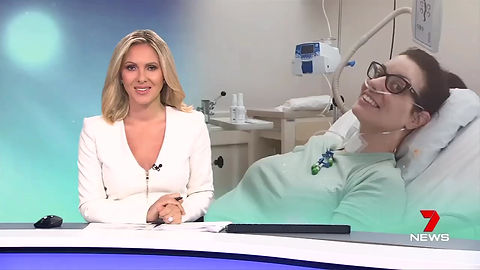 Erin and Isaac's Appearance on 7News Australia