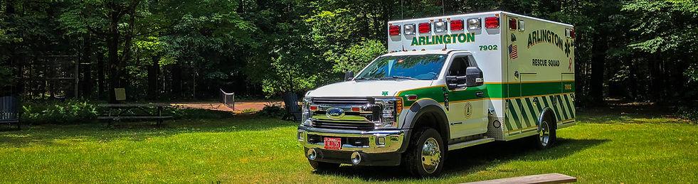 Arlington Rescue Squad 7902