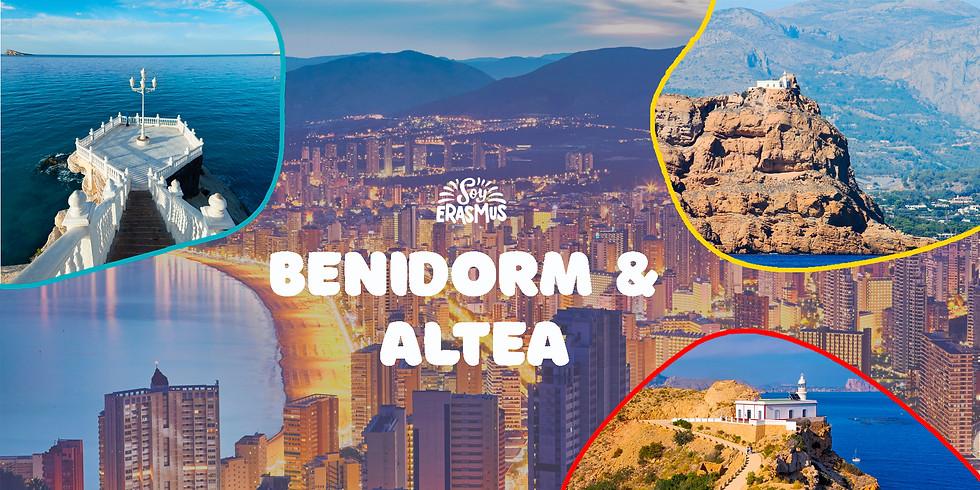 LAST 10 PLACES Benidorm & Altea