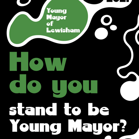 Stand to be the Young Mayor in October 2021