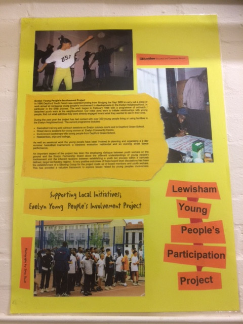 Lewisham Young Peoples Participation Project.3