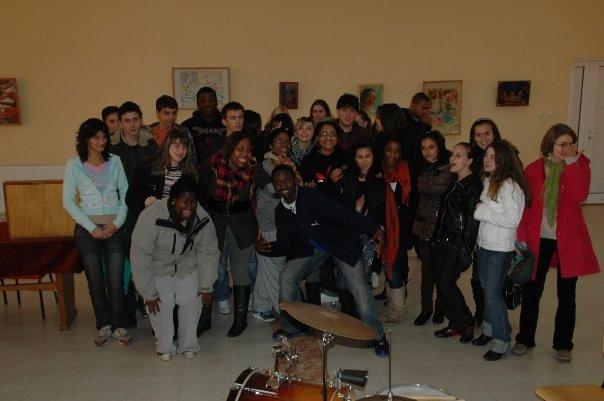 School visit Sofia