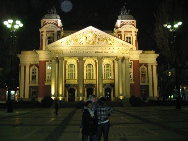 National Theatre Sofia