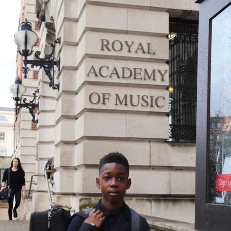 LPO Junior Artist Overture Project in South London