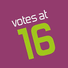 Its today! Launch of the Votes at 16 petition!