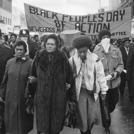 Lewisham's Protest History