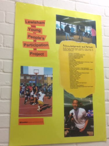 Lewisham Young Peoples Participation Project.1