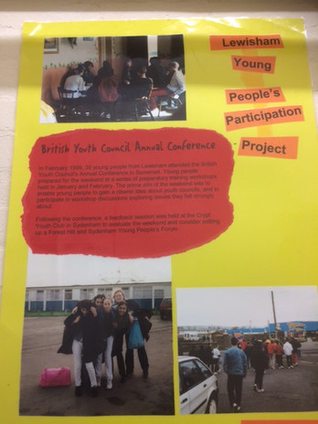 Lewisham Young Peoples Participation Project.2