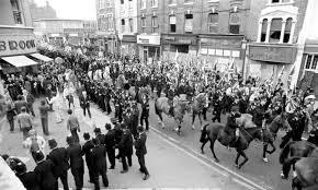 Battle of Lewisham 77