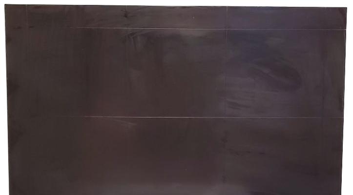 dark wood headboard