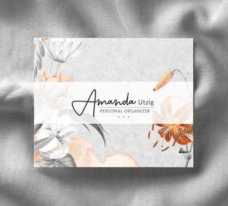 Amanda Utzig - Aflora Design