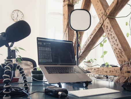 How To Record Your Own Podcast