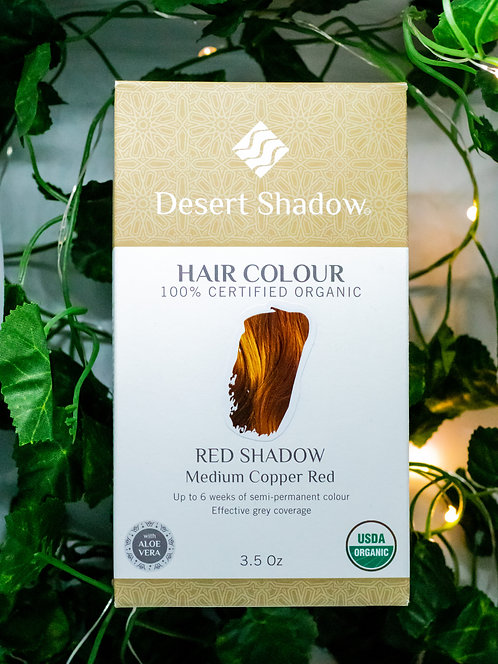 Hair Color - Red Shadow