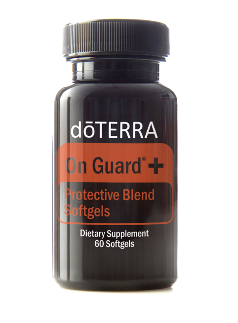 On Guard + Protective Blend Softgels