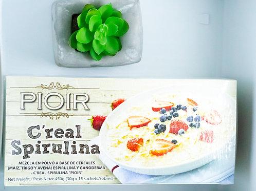 PIOIR C'real Spirulina