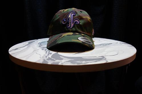 AL X JxR Purple Camo