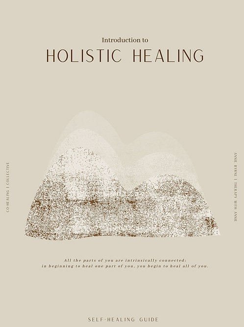 Introduction to Holistic Healing