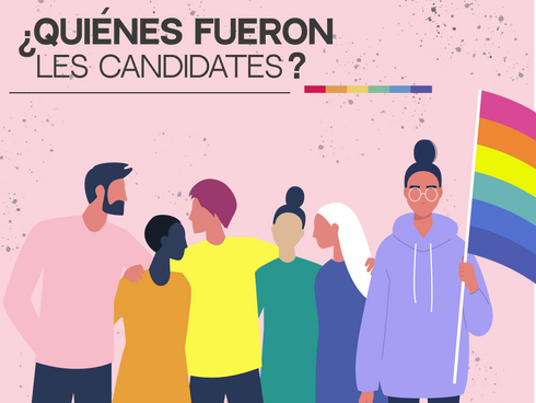 les candidates