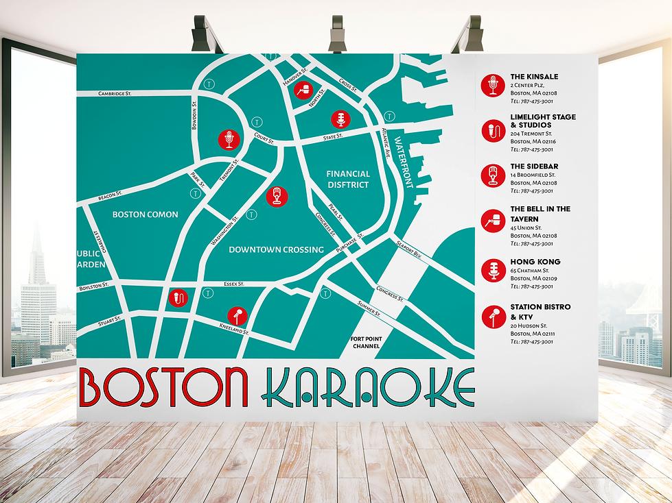 Map Design_Blue_Boston Karaoke_Mockup_01