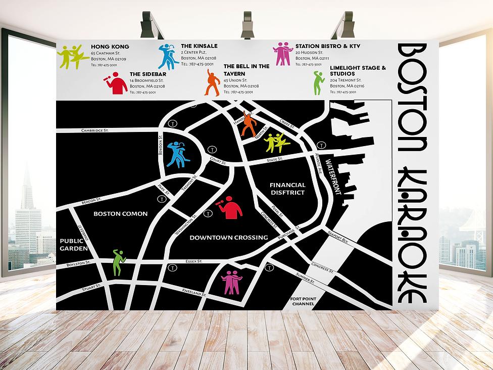 Map Design_Black_Boston Karaoke_Mockup_0