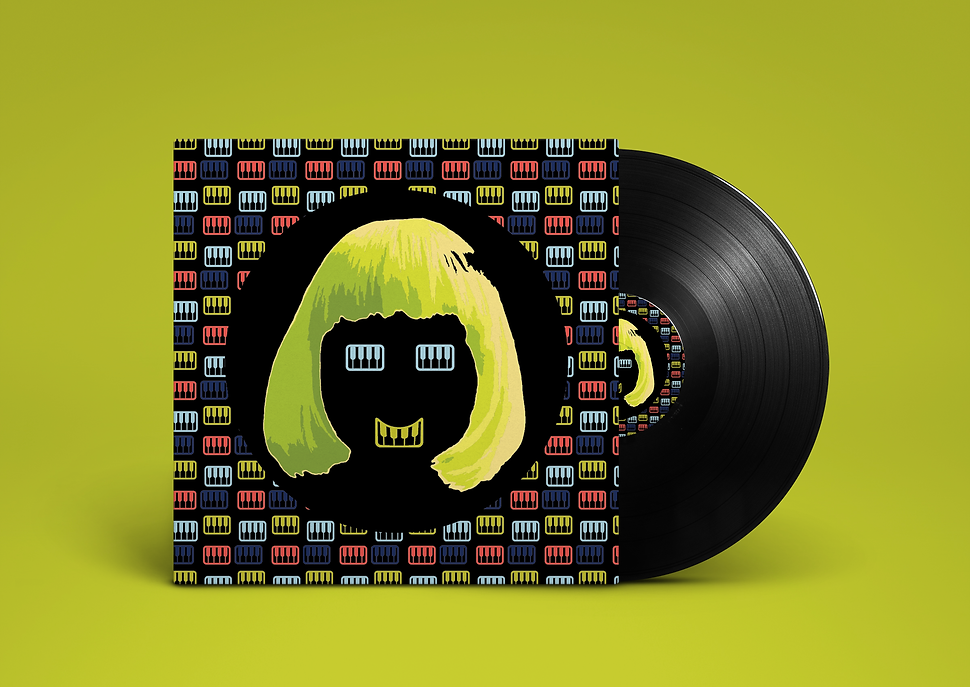 VinylRecordMockup_GreenWig_Piano_01 copy