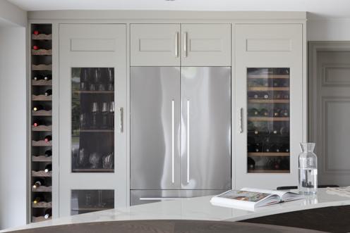 Traditional meets modern - Kitchen by Steven Andrews Bespoke.jpg