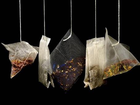 UN PELIGRO ESCONDIDO: ¿Sabías que tus bolsas de té tienen plástico?