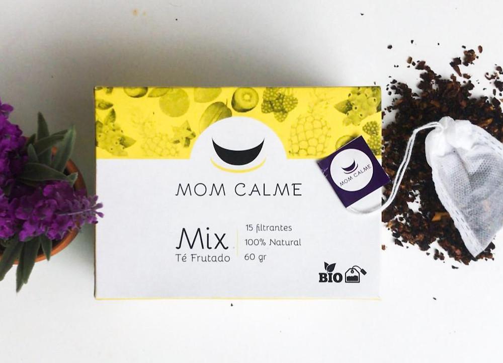 Presentación de té Mix frutado