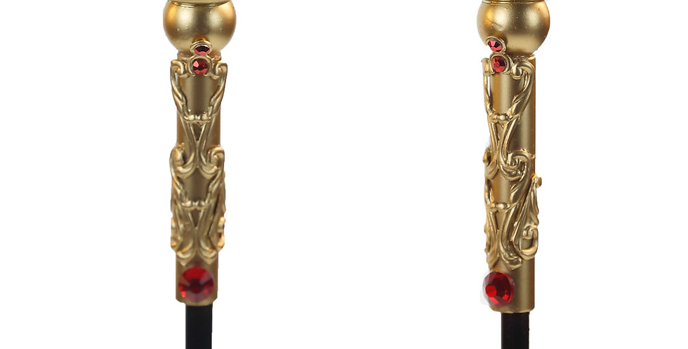 Skull Cane by Magical Emma