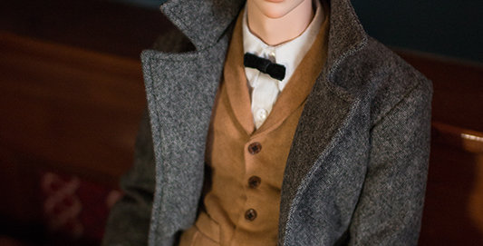 Fantastic Beasts - Newt by KAMI ZONE