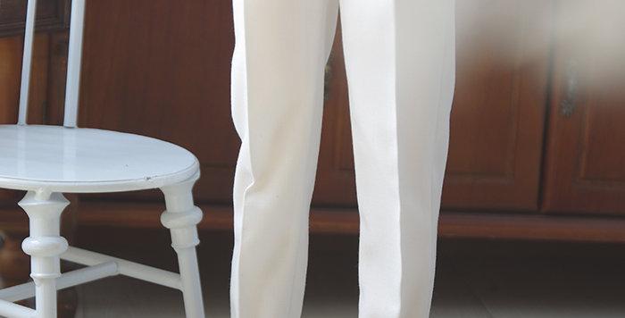 Harem Dress Pants by Q.Q.T.Y.