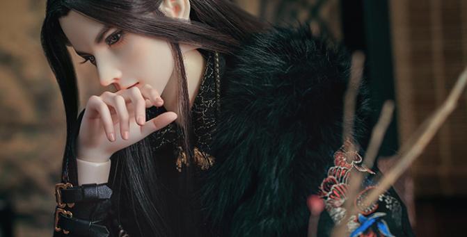 Prince -Min Yan (Body 73cm&80com)