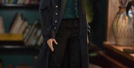 Fantastic Beasts - Grindelwald by KAMI ZONE